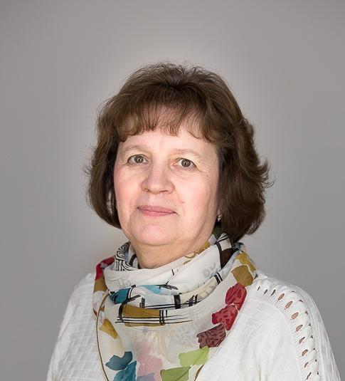 Киселева Зинаида Павловна