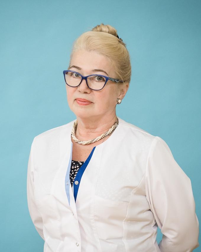 Чулкова Галина Владимировна