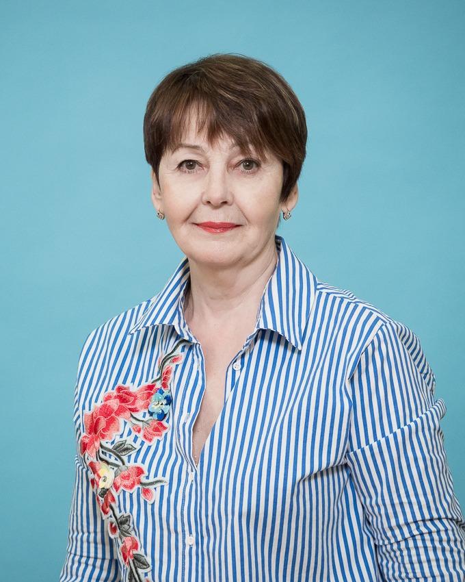 Фоменко Вера Ивановна