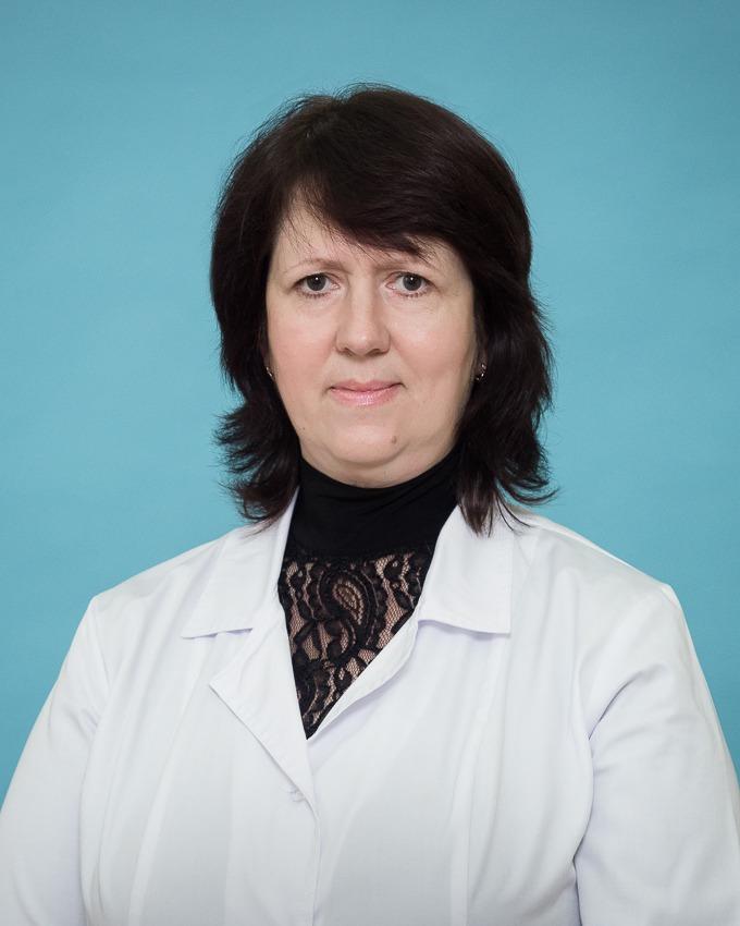 Гарина Ольга Анатольевна