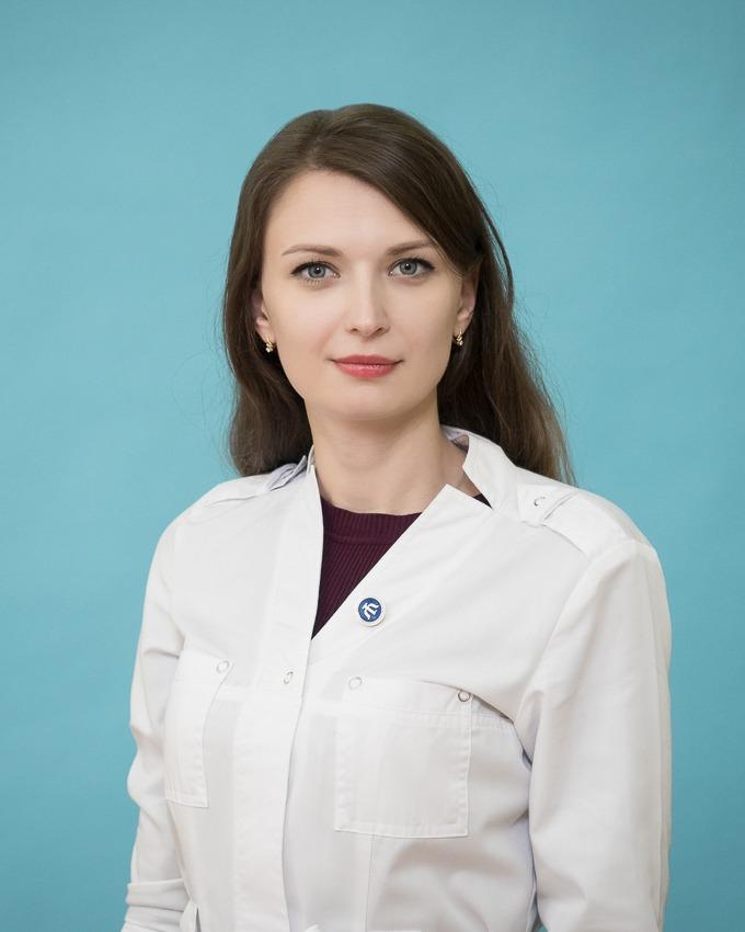 Горячева Ирина Викторовна