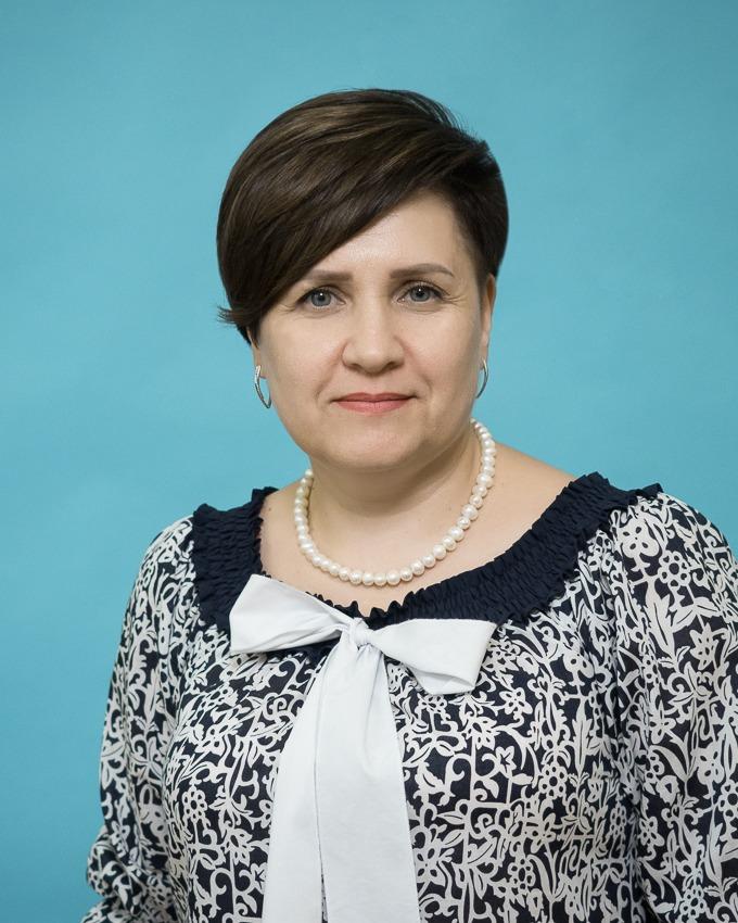 Крылова Ольга Анатольевна