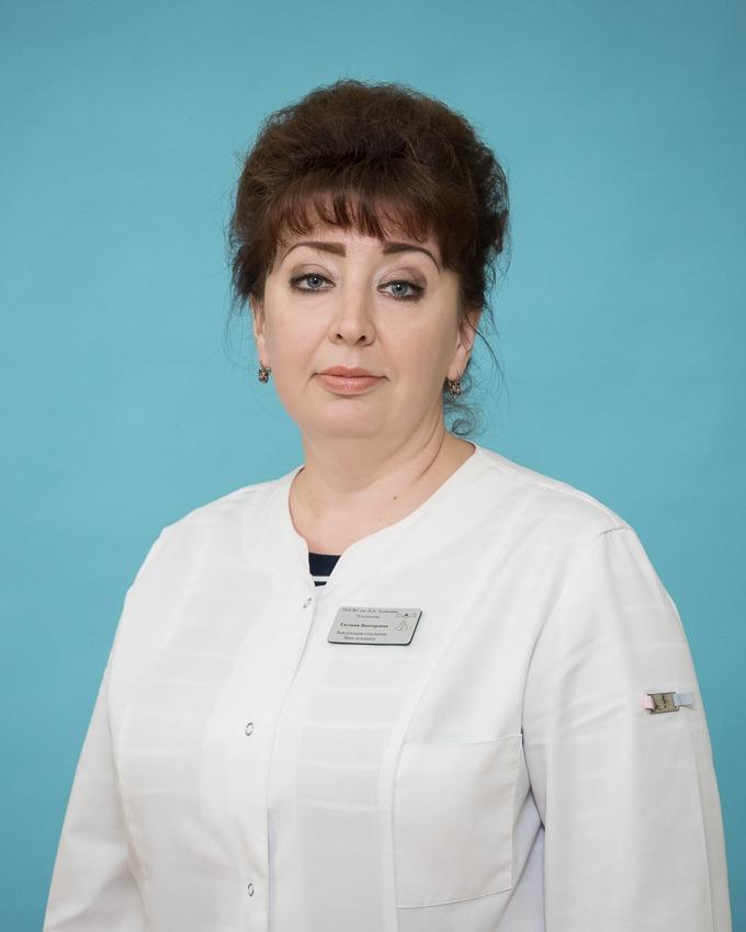 Крюкова Евгения Викторовна