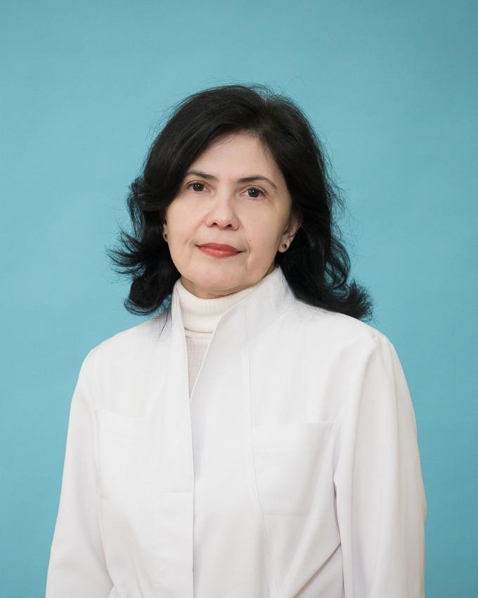 Лапшина Наталья Васильевна