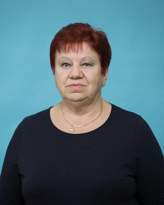 Летуновская Татьяна Сергеевна