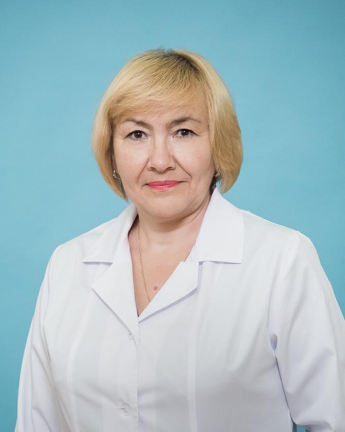 Великая Наталия Владимировна