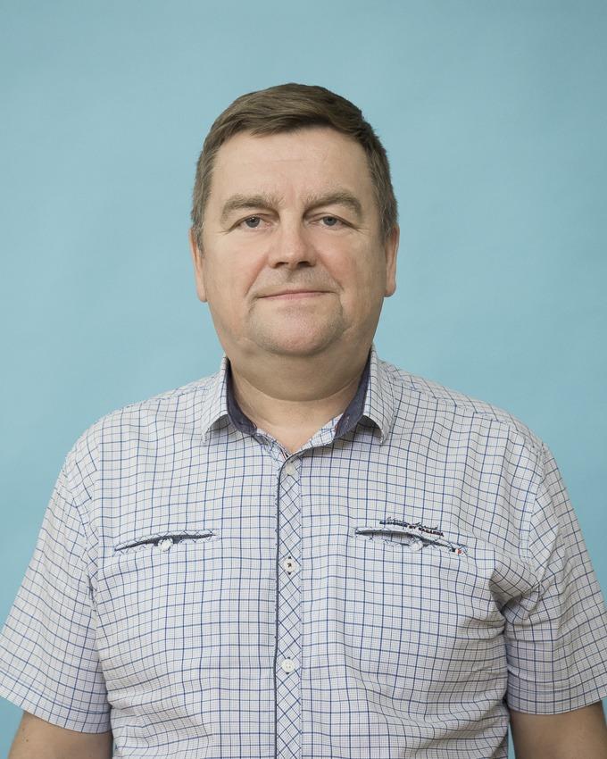 Алашкин Виктор Васильевич
