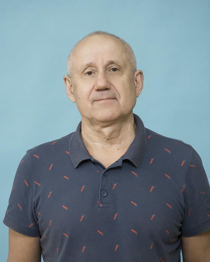 Барский Виталий Ефимович