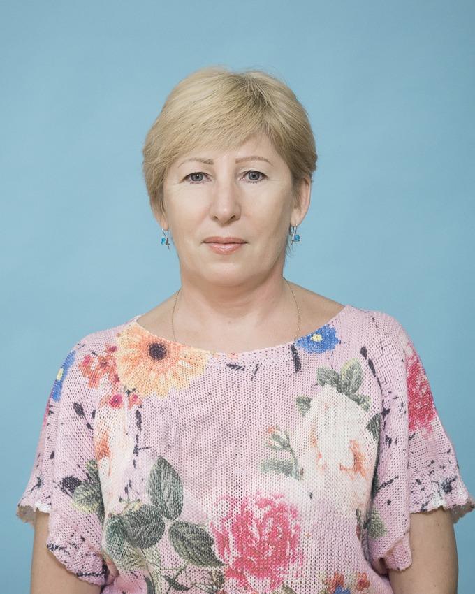 Демьянова Надежда Фёдоровна