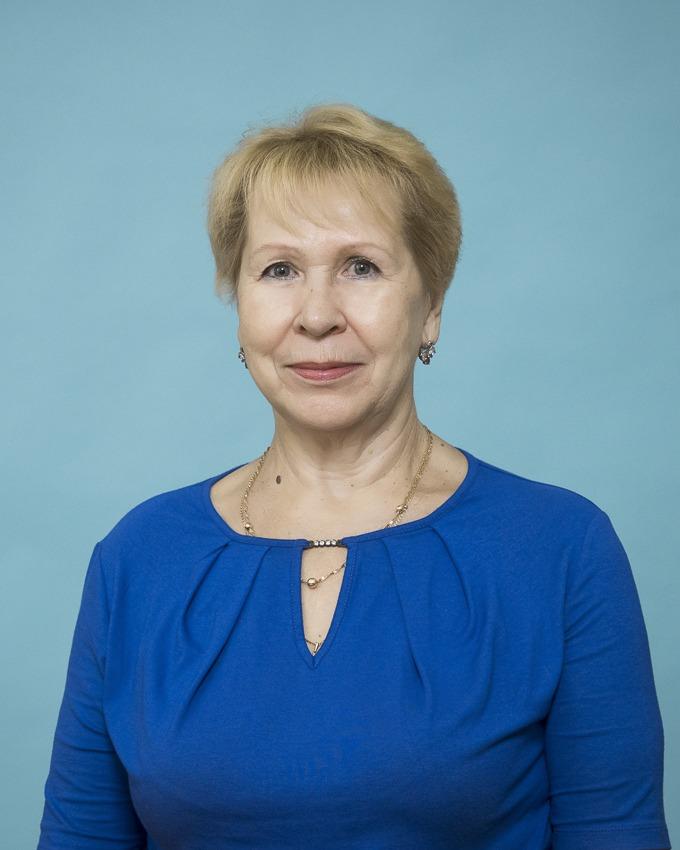 Серебрянская Вера Алексеевна