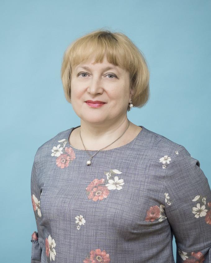 Запольская Светлана Абрамовна