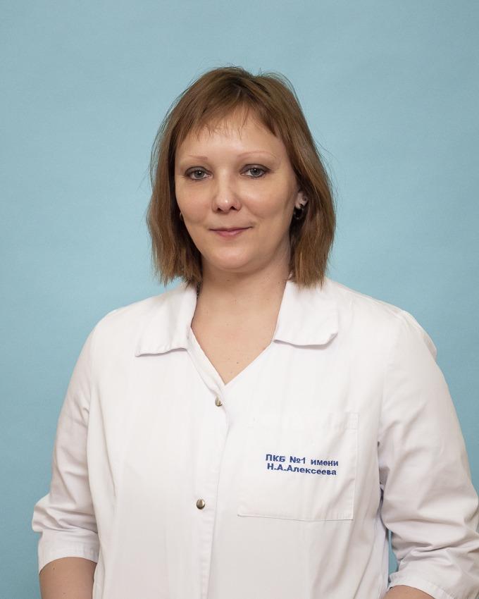 Алексеева Наталия Сергеевна