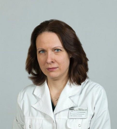Козырева Юлия Владимировна