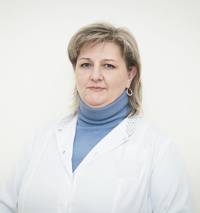 Кленкова Ольга Алексеевна