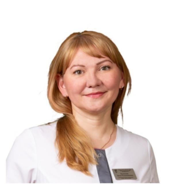 Кузнецова Цаган Владимировна