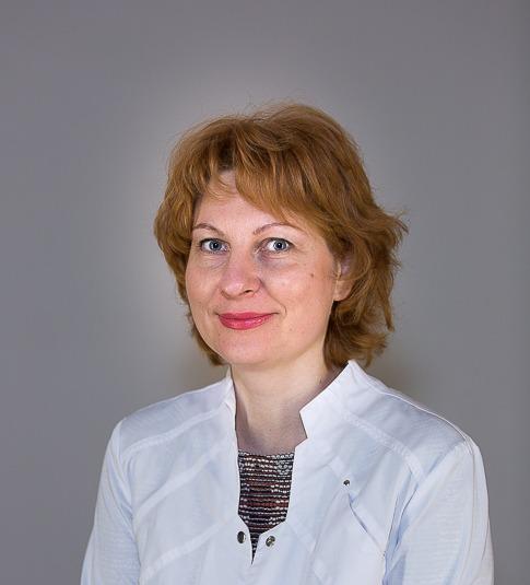 Гусева Милена Валентиновна