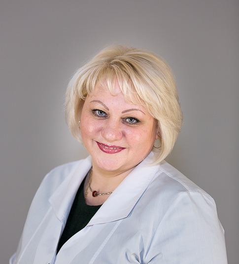 Митина Ирина Викторовна