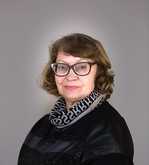 Сашина Надежда Анатольевна