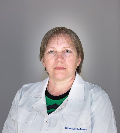Миронова Ираида Владимировна